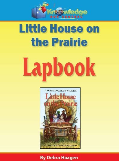 a tour on the prairies books house on the prairie lapbook knowledge box