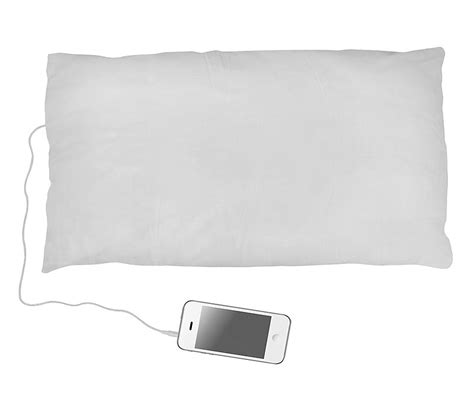 altavoz almohada almohada con altavoz imusic