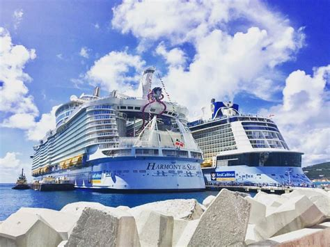 royal caribbeans newest ship friday photos royal caribbean blog
