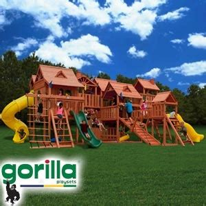 ultimate backyard playground 1000 images about playsets on pinterest commercial