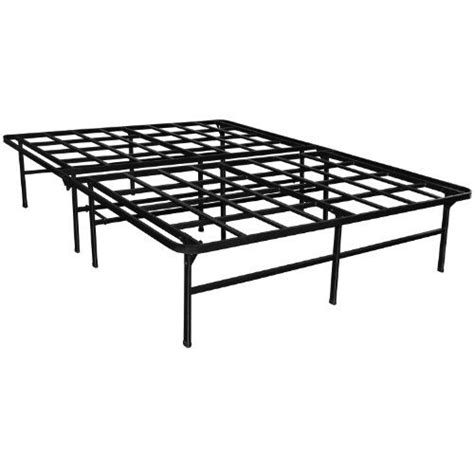 amazon queen bed frame sleep master elite platform metal bed frame mattress