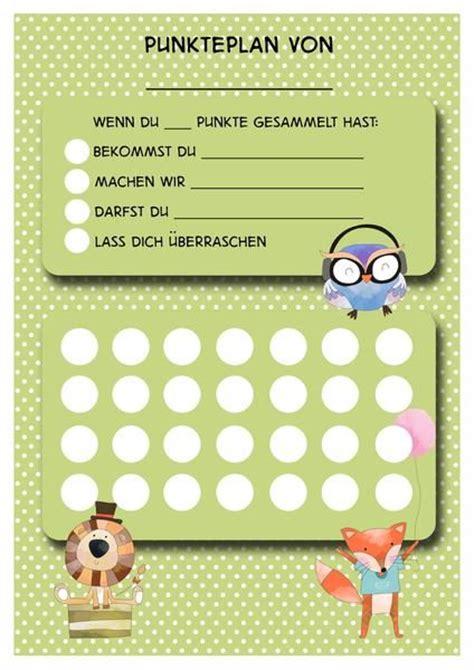 Kostenlose Vorlage Mieterhöhung arbeitsblatt vorschule 187 belohnungssystem kindererziehung
