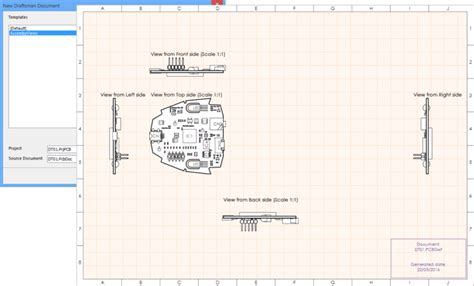 Altium Pcb Template by Pcb Draftsman Documentation For Altium Products