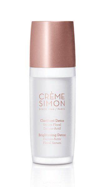 Sephora Detox Brightening by Creme Simon Brightening Detox Dermo Activ Floral Serum