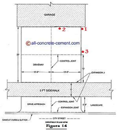 Garage Floor Concrete Thickness by Cement Driveway Garage Floor Cement Driveways