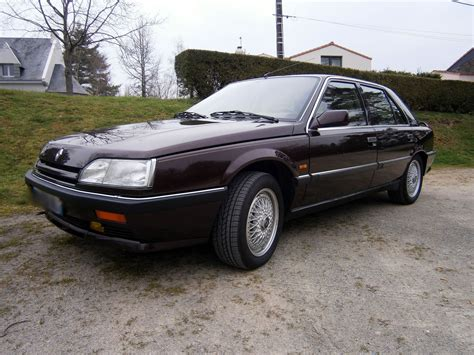 renault 25 v6 turbo 1988 renault 25 v6 baccara related infomation