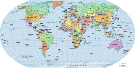 image of world map for world maps images map pictures