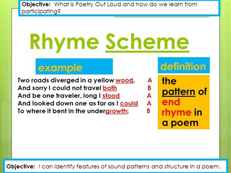pattern definition poetry alliteration exle definition ppt video online download