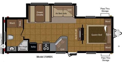 sprinter rv floor plans flaggrv just another wordpress site