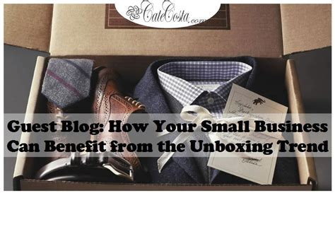 Guest Post The Trend For by Guest Post How Your Small Business Can Benefit From The