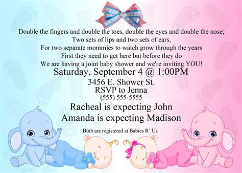 baby shower card template for gift template gift cards for baby shower invitation