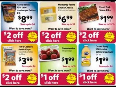 Free Printable Grocery Coupons In South Africa | grocery coupons printable get huge discount on grocery