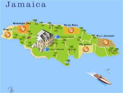 Finder Jamaica Find Your Way Around With This Map Of Jamaica Memes