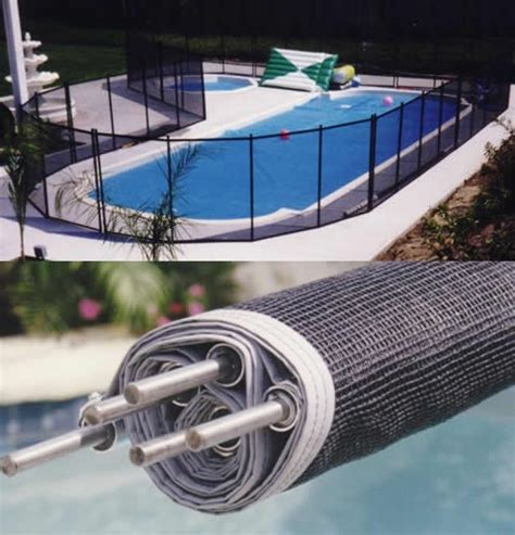 removable pool fence removable pool fencing home ideas