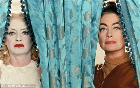 trailer bette davis and joan crawford series feud jessica lange and susan sarandon to play joan crawford and