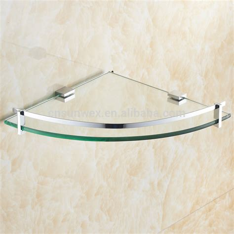 mensole angolari vetro bagno mensola angolare in vetro bagno mensola a muro ad
