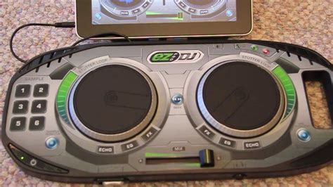 Free Dj Decks by Ez Pro Dj Mixer Turntable From Jakks Pacific Full Review