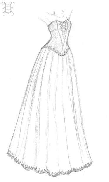 how to design a dress dress design by vaoni on deviantart