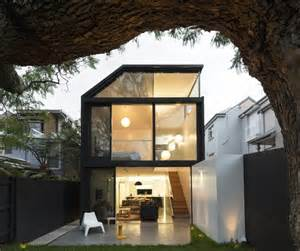 cool architecture houses cool glass extension gives traditional home a modern edge