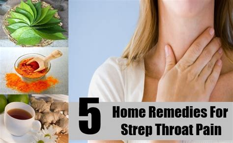 Strep Throat Home Remedies by 5 Home Remedies For Strep Throat Treatments Cure For Strep Throat Diy