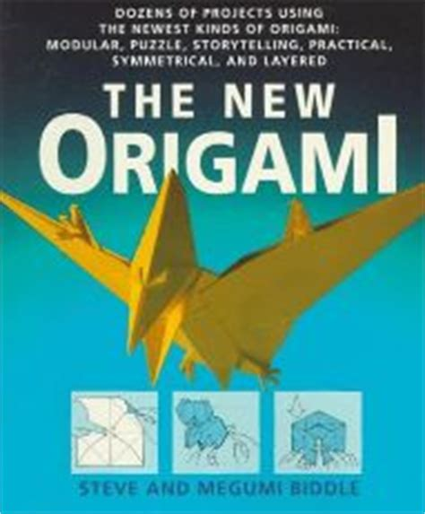 Origami Book Cover - martin wall gilad s origami page