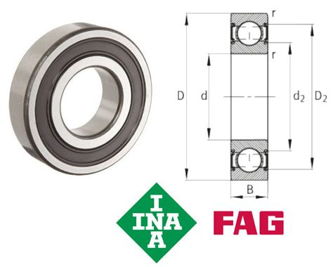 Bearing 6006 2rsr C3 6002 2rsr c3 single row groove bearings bearing king