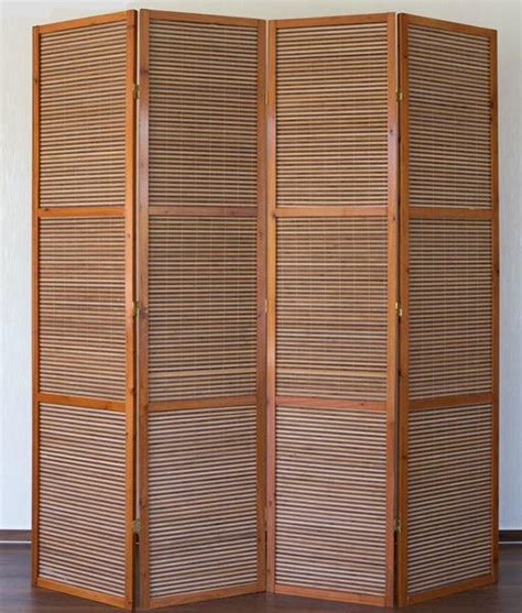 buy high quality classic bamboo room dividers screens