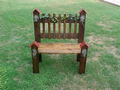 birdhouse bench wood birdhouse bench benches pinterest