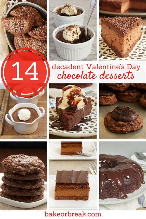Valentines Gifts For Everyone Decadent Chocolates by 14 Decadent S Day Chocolate Desserts Bake