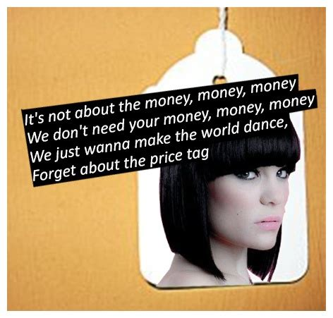 jessie j money lyrics it s not about the money money money we don t need your