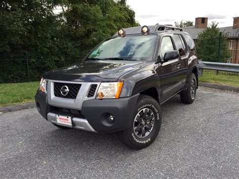 nissan xterra 2015 black 2015 nissan xterra ii n50 pictures information and
