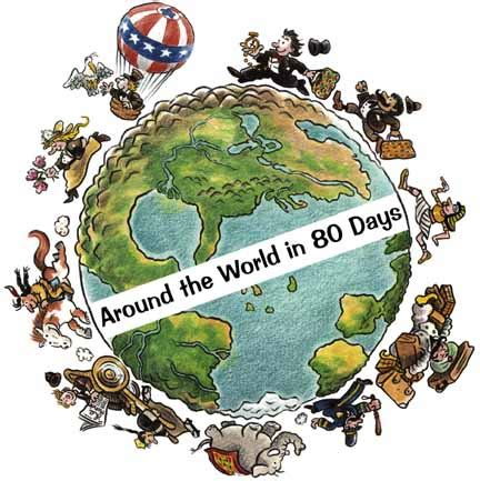 around the world in world guidance around the world in 80 days