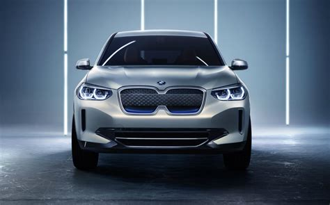Bmw Electric Suv 2020 by Bmw S New Ix3 Electric Suv Ready To Give Jaguar I Pace A Shock