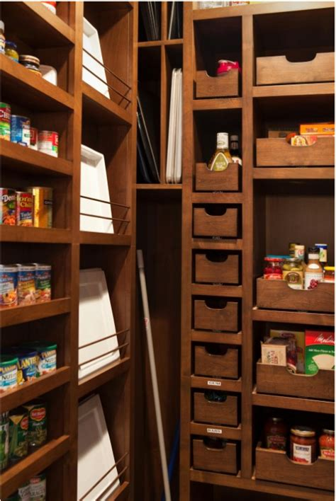 Pantry Storage Ideas 33 Cool Kitchen Pantry Design Ideas Modern House Plans