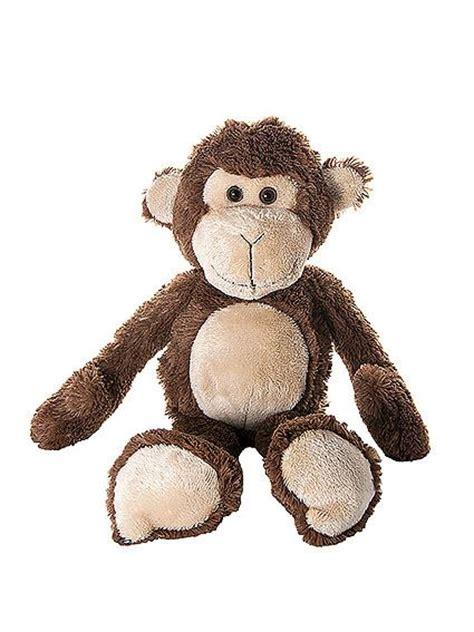31cm plush cheeky monkey soft toy teddy jungle stuffed