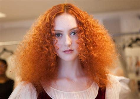 imágenes del curly hair days si eres pelirrojo natural tienes genes vip con los ocho