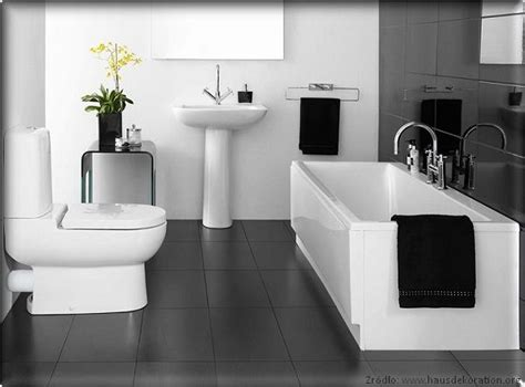 black white and bathroom decorating ideas maå a å azienka â wielki problem å azienki projekty