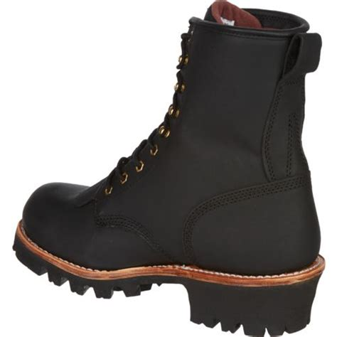 Rugged Outdoor Boots Chippewa Boots 174 Waterproof Insulated Logger Rugged Outdoor Boots Academy
