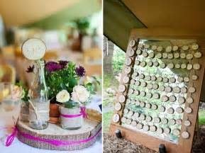 Idee Plan De Table Mariage Champetre