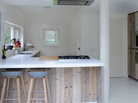 eiken keuken bewerken steigerhout keuken restylexl