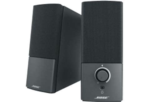 Speaker Bose Untuk Komputer bose companion 2 series iii computerspeakers kopen mediamarkt