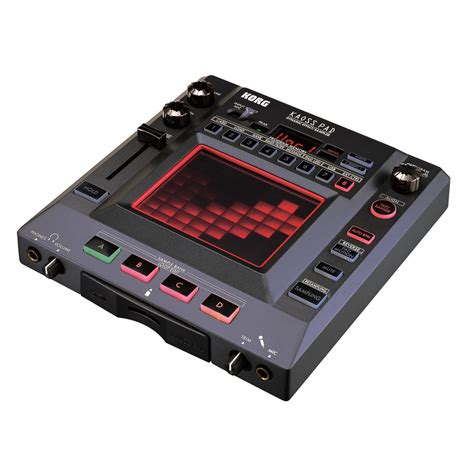 Kaos Pd korg kaoss pad 3 plus dynamic effects and sler kenny s