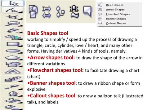 corel draw x4 tools and functions corel draw
