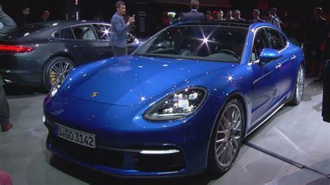 Schnellstes Diesel Auto Der Welt by Porsche Panamera 4s Diesel Schnellste Diesel Limousine