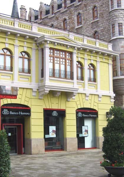 banco herrero en leon banco herrero barrio h 250 medo leon