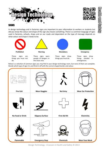 Safety For Worksheets by Health And Safety Worksheets And Activities Set By