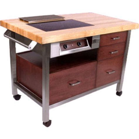 Work Table For Kitchen Master Chef S Kitchen Work Table Ebay