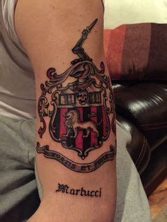 tattoo prices sheffield family crest tattoo by tom ruki at tenacious tattoo in