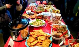 Last saturday i attended the tiger beer chinese new year potluck