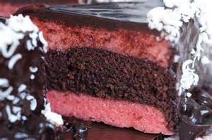 Brownies Kukus Strawberry cake kukus steamed cake kintan kinar bagas